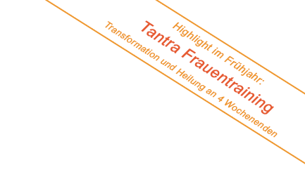 Tantra Frauentraining