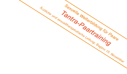 Tantra-Paartraining